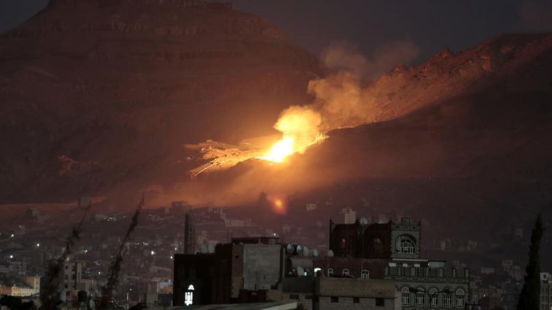 Le 8 octobre 2016, un raid aérien de la coalition arabe (sous commandement saoudien) avait fait, selon l'ONU, 140 morts et 525 blessés lors d'une cérémonie funéraire à Sanaa, la capitale de Yémen.