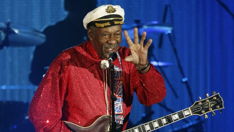 Chuck Berry n'avait plus rien produit depuis l'album Rock It de 1979.