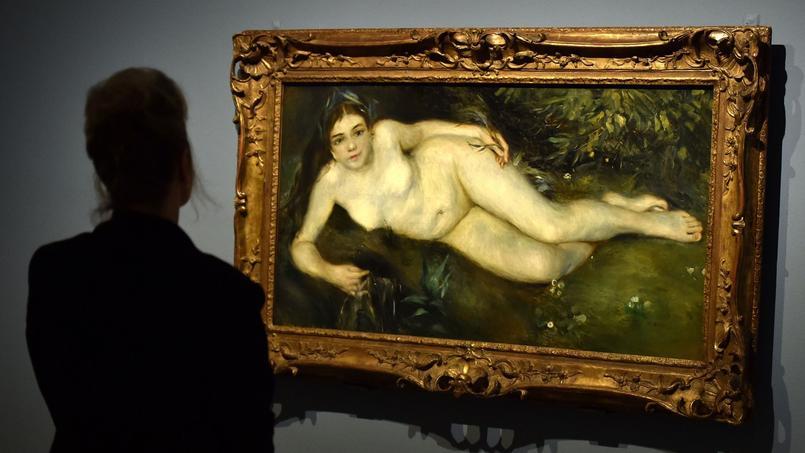 Le musée Thyssen de Madrid présente une rétrospective consacrée à Pierre-Auguste Renoir, autour du thème de l'intimité.