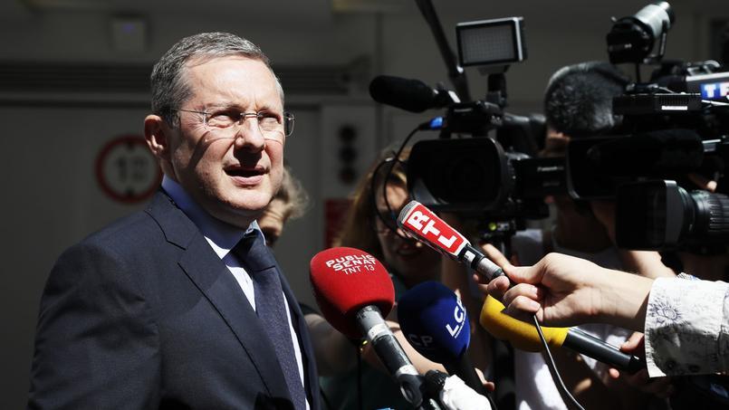 Législatives : le filloniste Philippe Bas soutient la révision des investitures proposée par Juppé