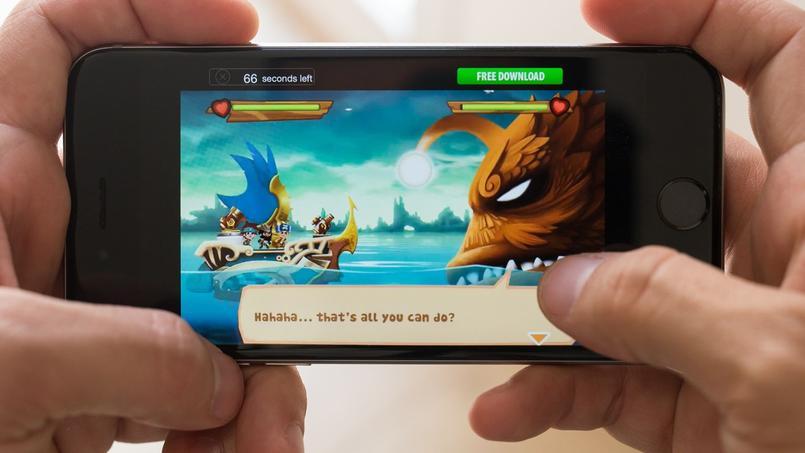 Adtrial permet d'essayer un jeu sans téléchargement, durant 90 secondes.