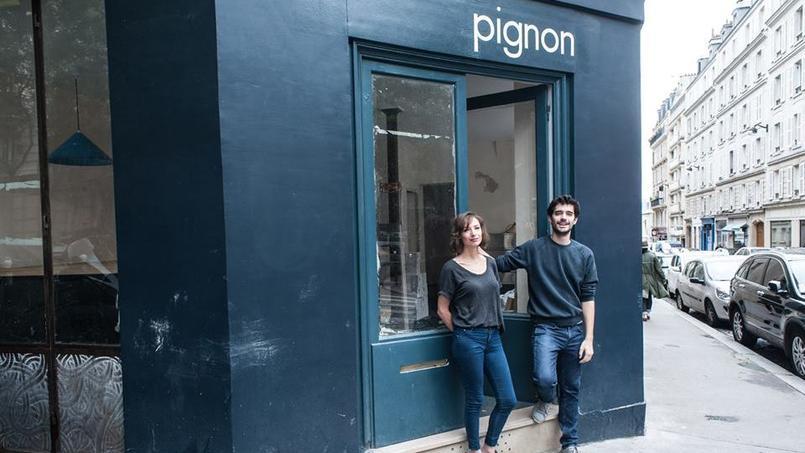 Pignon (XVIIe).