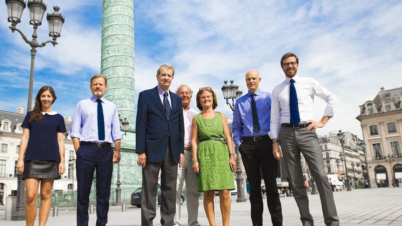 J. de Demandolx Gestion a mis en place un plan d'intéressement pour ses six salariés.