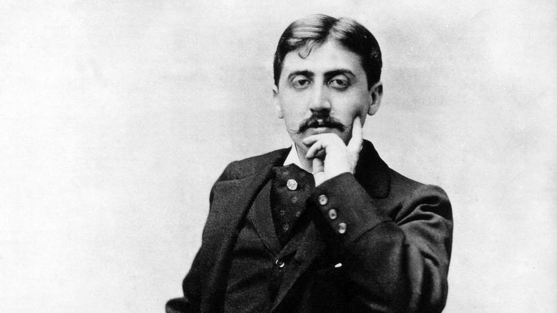 Marcel Proust vers 1895.