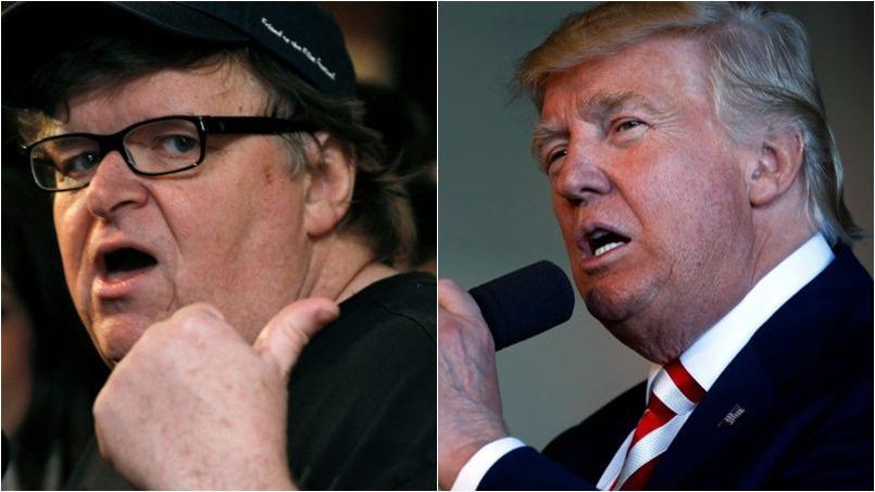 Le film raconte les déboires connus par Michael Moore pour jouer son one-man-show en Ohio.
