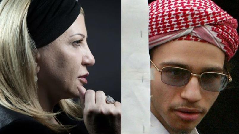 A gauche, Dounia Bouzar, anthropologue aux méthodes controversées. A droite, Farid Benyettou (ici en 2004), ex-recruteur djihadiste repenti.