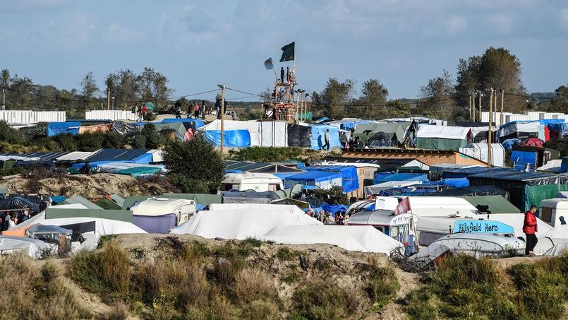 Inquiétudes à l'approche du démantèlement de la «jungle» de Calais