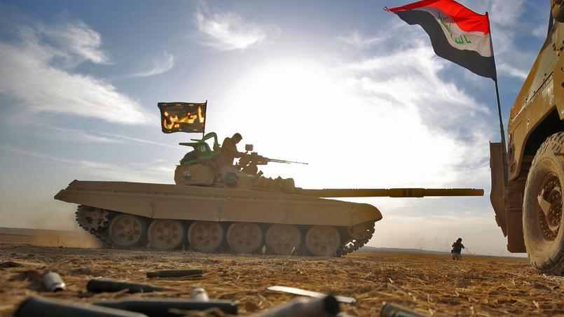 Deuxième jour d'affrontements à Kirkouk, où des jihadistes résistent — Irak