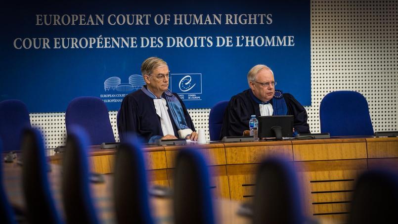 Cour Européenne des Droits de l'Homme - Crédits Photo: Wikipédia.