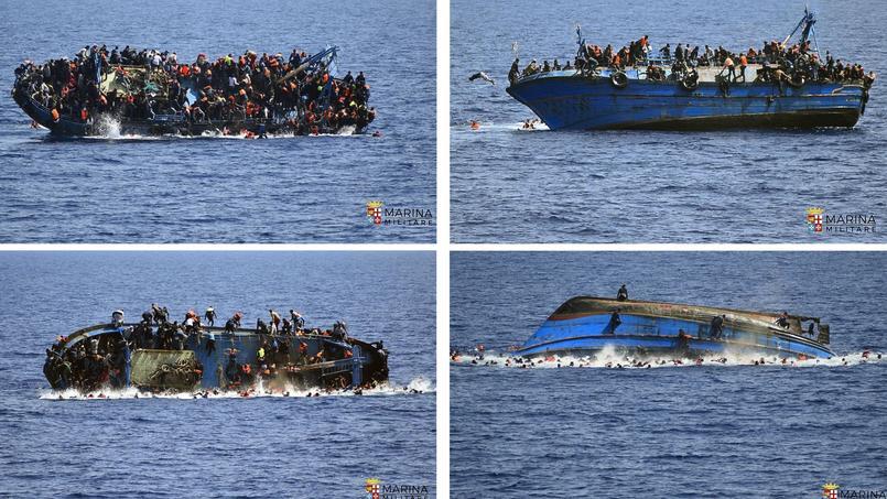 """Résultat de recherche d'images pour """"Migrants, milliers de morts, 2016, 2017"""""""