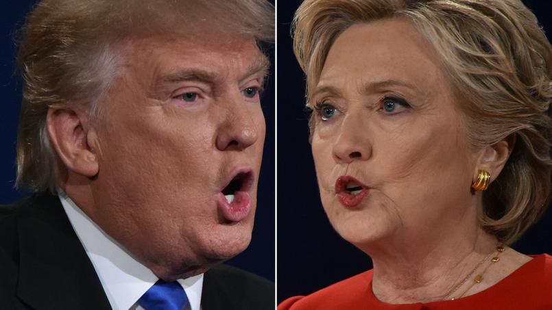 Donald Trump et Hillary Clinton n'érigent pas en priorité la réduction du défit budgétaire