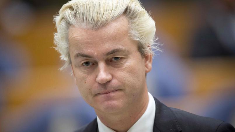 Le député d'extrême droite Geert Wilders.