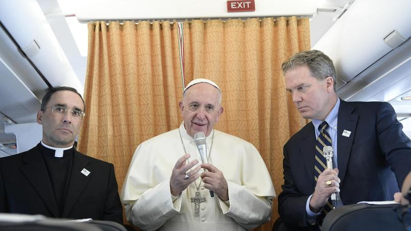Le pape François appelle les États européens à « la prudence » dans l'accueil des réfugiés