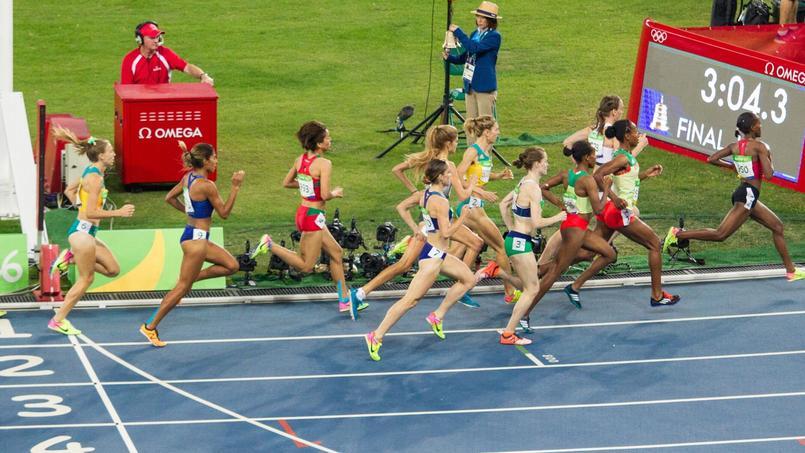 Omega a chronométré les Jeux olympiques de Rio 2016.