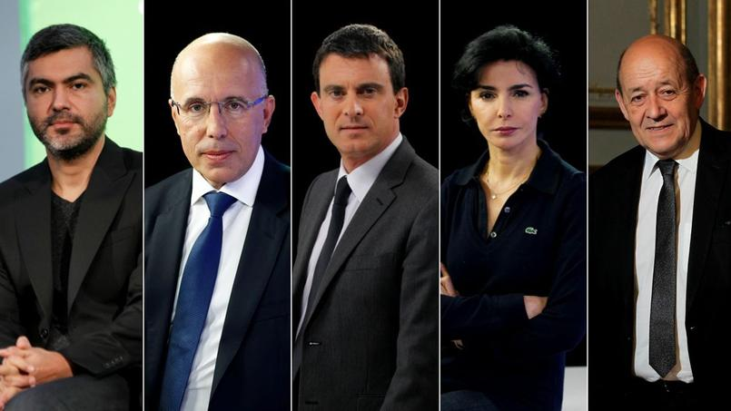 Primaire à gauche : Hamon préfère Hollande à Valls