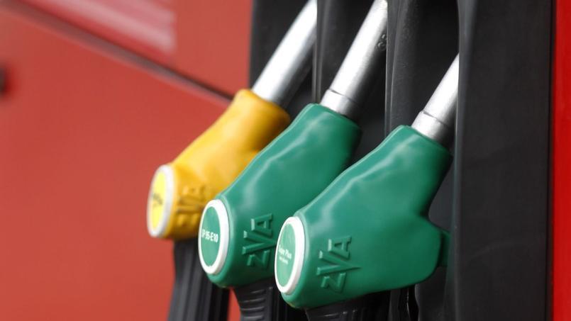 Les prix repartent à la baisse — Carburants