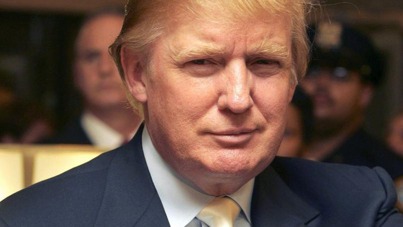 Le 45e président des États-Unis, Donald Trump.