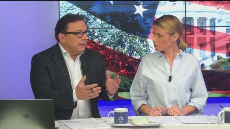 EN VIDÉO - Émission spéciale sur les élections américaines