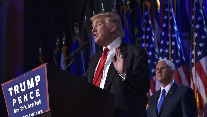 L'élection de Donald Trump a suscité de nombreuses réactions internationales.