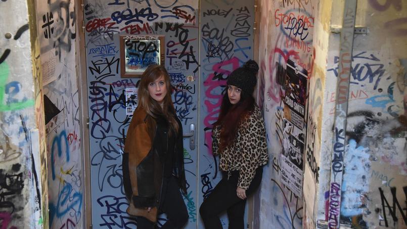 Fondatrices d'une entreprise humanitaire, Alexandra et Nina étaient dans le bar «La Belle Equipe» le soir des attentats de Paris.