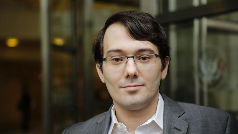 Martin Shkreli, «l'homme le plus détesté du Web».