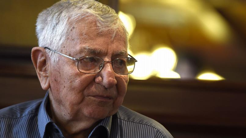 Jean Mercier lors du premier procès en septembre 2015