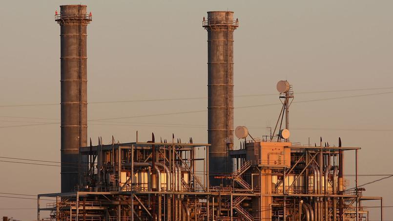 La centrale électrique AES Corporation de 495 mégawatts, le 1 octobre 2009 à Long Beach, en Californie. (photo d'illustration)