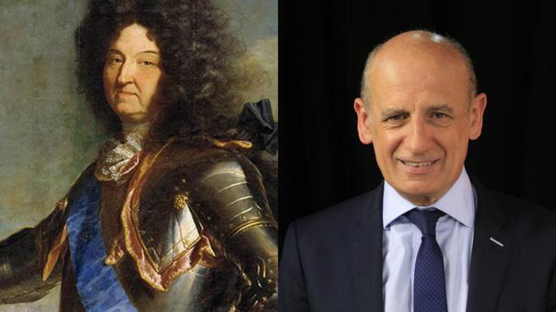 Lettre de Louis XIV à Jean-Michel Aphatie
