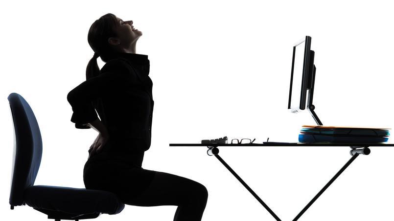 Les lombalgies représentent près de 20% des accidents du travail