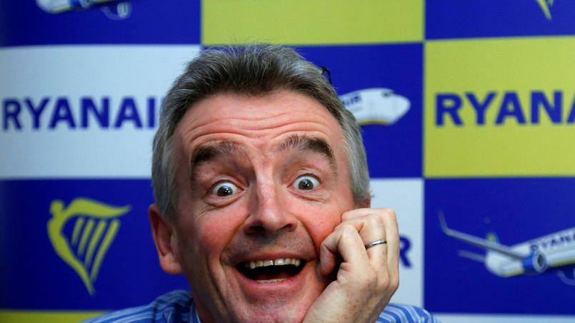 Ryanair cherche un candidat pour