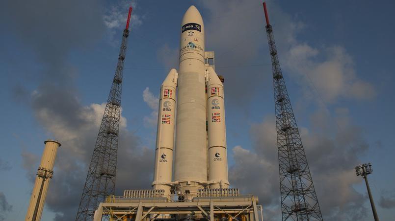 Galileo : revivez le lancement des quatre satellites par Ariane 5