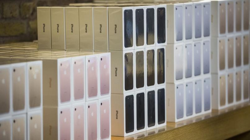 Huawei se rapproche toujours plus d'Apple — Ventes de smartphones