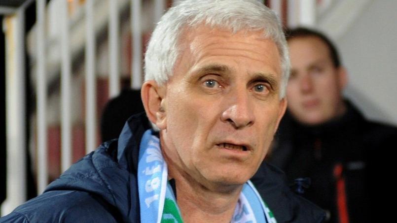 Jean-Marc Ettori a eu des mots durs envers l'arbitrage et la presse vendredi soir après la défaite du FC Tours à Sochaux (2-1)