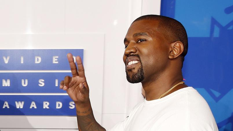 Etats-Unis : Kanye West, le mari de Kim Kardashian, hospitalisé en