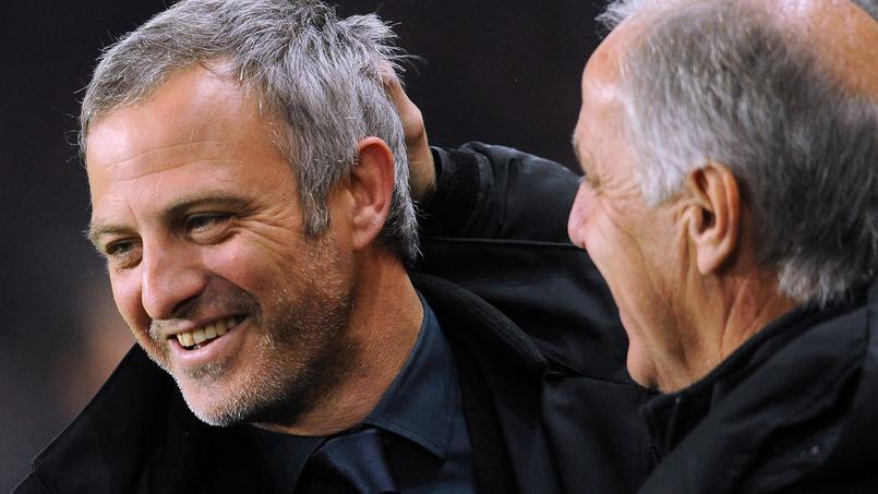 Alain Roche en 2012 lorsqu'il était chargé de la gestion du recrutement au PSG.