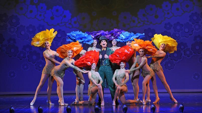 Le musical 42ndStreet, programmé par Jean-Luc Choplin pour ses adieux auThéâtre du Châtelet, est une déclaration d'amour àBroadway.