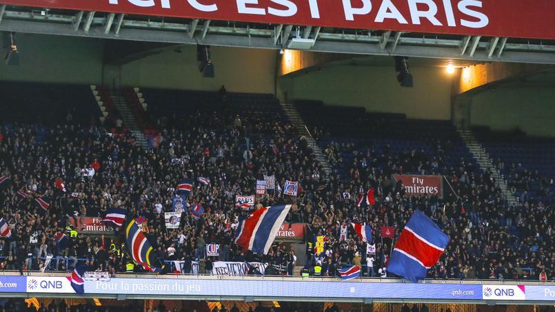 Les ultras parisiens sont de retour au Parc des Princes depuis le début du mois d'octobre.
