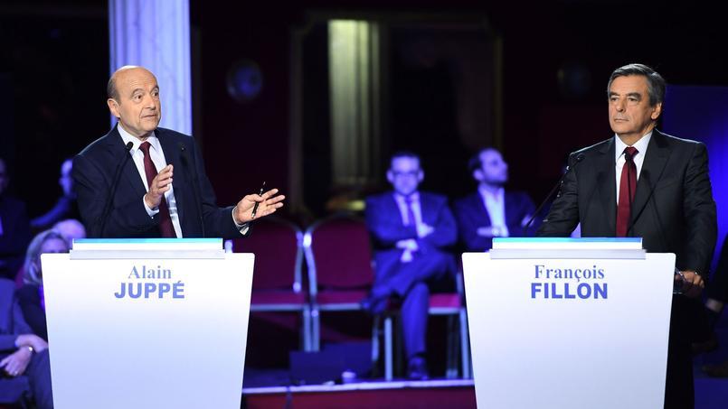 Primaire Les Républicains: le débat de la dernière chance pour Juppé