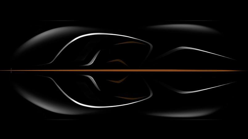 Le projet de la future supercar 3 places McLaren porte le code BP 23.