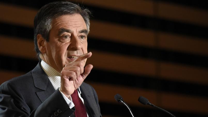 François Fillon, député LR de Paris