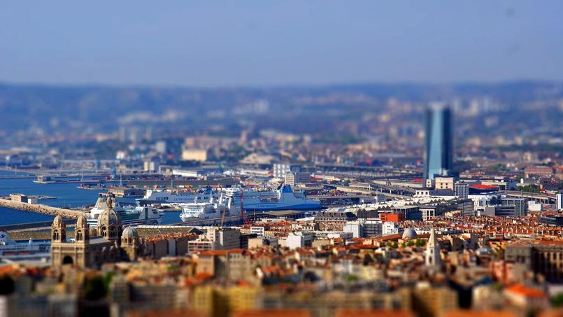 Vue de Marseille, depuis Notre-Dame de la Garde - Flickr