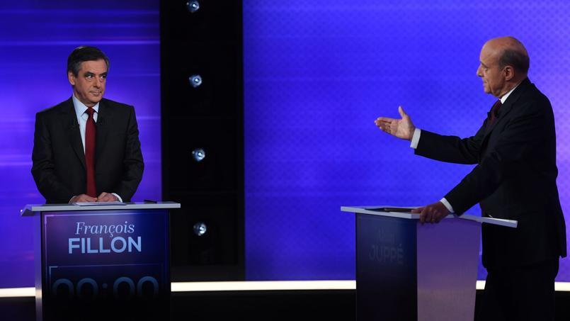 François Fillon et Alain Juppé ont précisé leur approche des questions internationales, jeudi, pendant le débat télévisé.