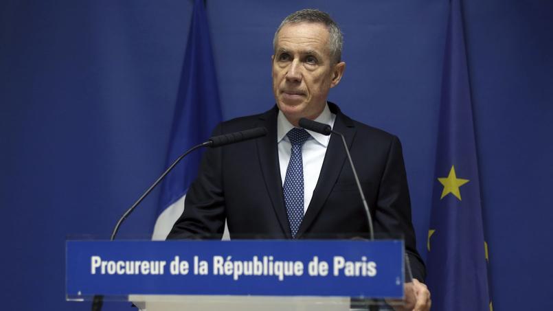 Le procureur de la République de Paris, François Molin, vendredi 25 novembre 2016.