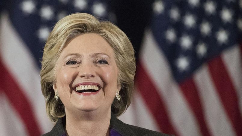 Hillary Clinton, le 16 novembre dernier.