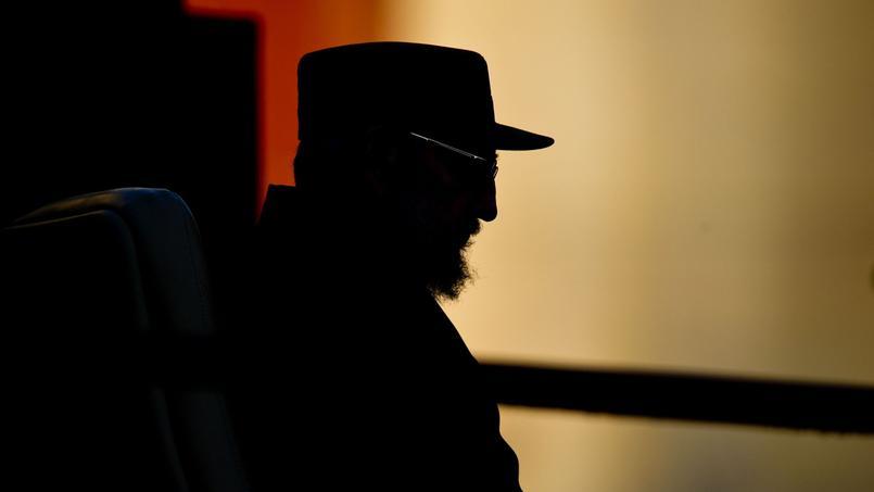 Fidel Castro, le 3 septembre 2010, lors d'un discours à La Havane