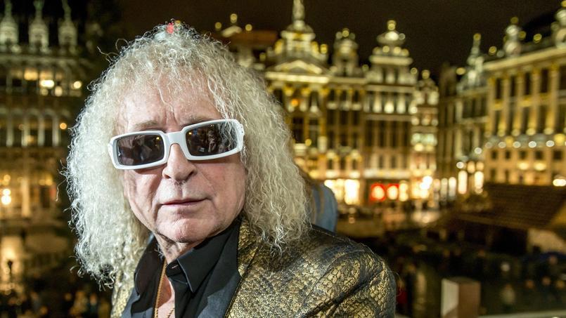 Le chanteur de 72 ans s'est produit à Fontenay-Trévigny pour l'inauguration d'un centre culturel à son nom.