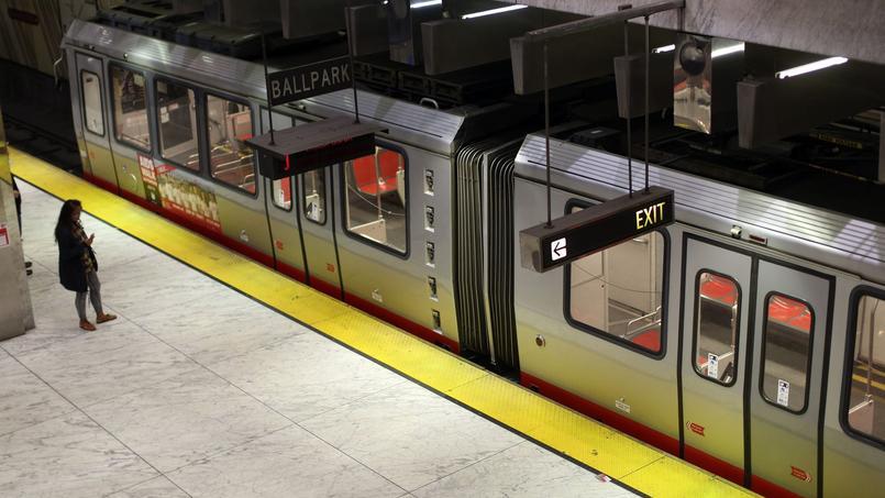 Les transports publics de San Francisco victimes d'u