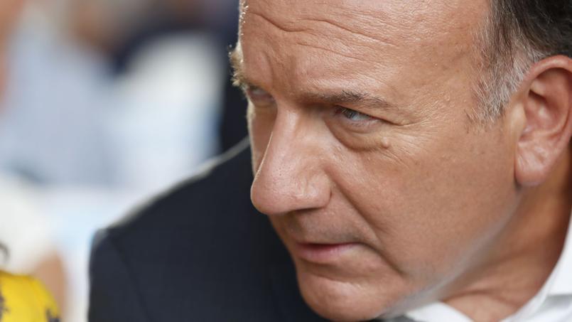 Pierre Gattaz apprécie «le pragmatisme» et «le réformisme» du candidat de la droite.