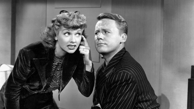 Eve éternelle de Edward Buzzell avec Lucille Ball et Van Johnson, 1946.