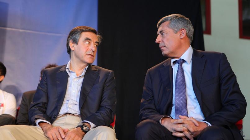 Le député combattra jusqu'au bout François Fillon, candidat à la présidentielle légitimé par la primaire de la droite.